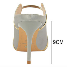 Women Pumps Shoes High Heel Summer Women Sandals Fashion Wedding Sexy Party Shoes Female Shoes Stiletto