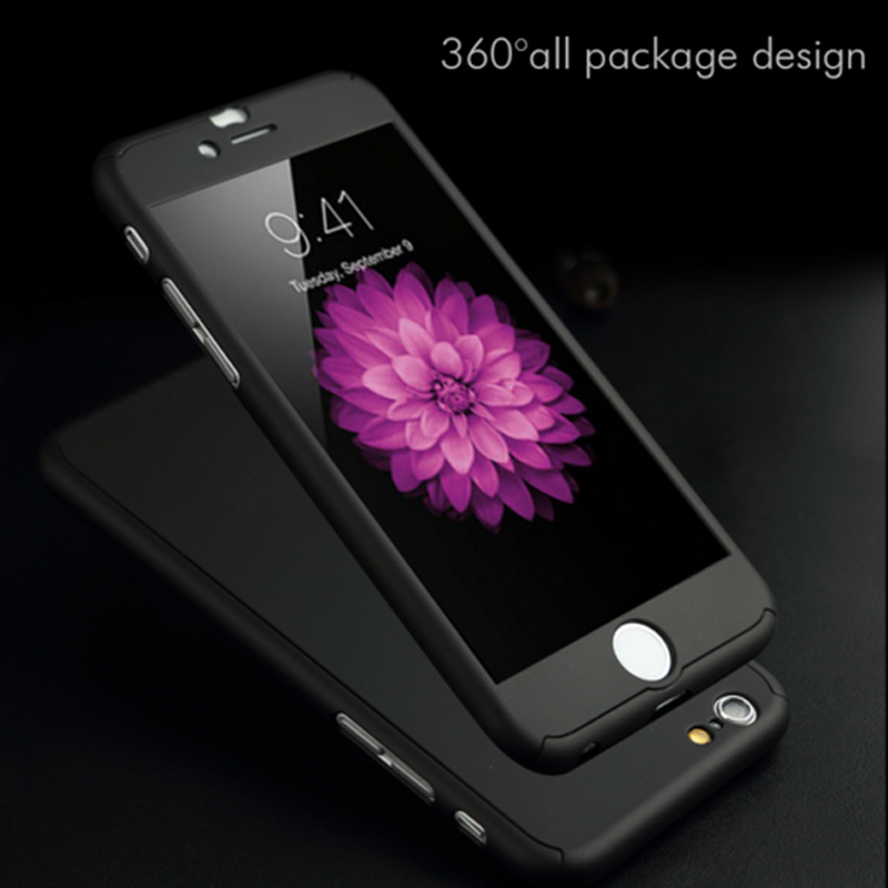 360 Degree Front Back Full Body Protective Skin Cases for cover - Ανταλλακτικά και αξεσουάρ κινητών τηλεφώνων - Φωτογραφία 6