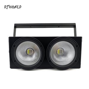 Image 4 - 2 Eyes LED 200W COB Par Light  RGBWA+UV 6in1 DMX 512 Lighting For Professional Large Stage Theater Spectator Seat