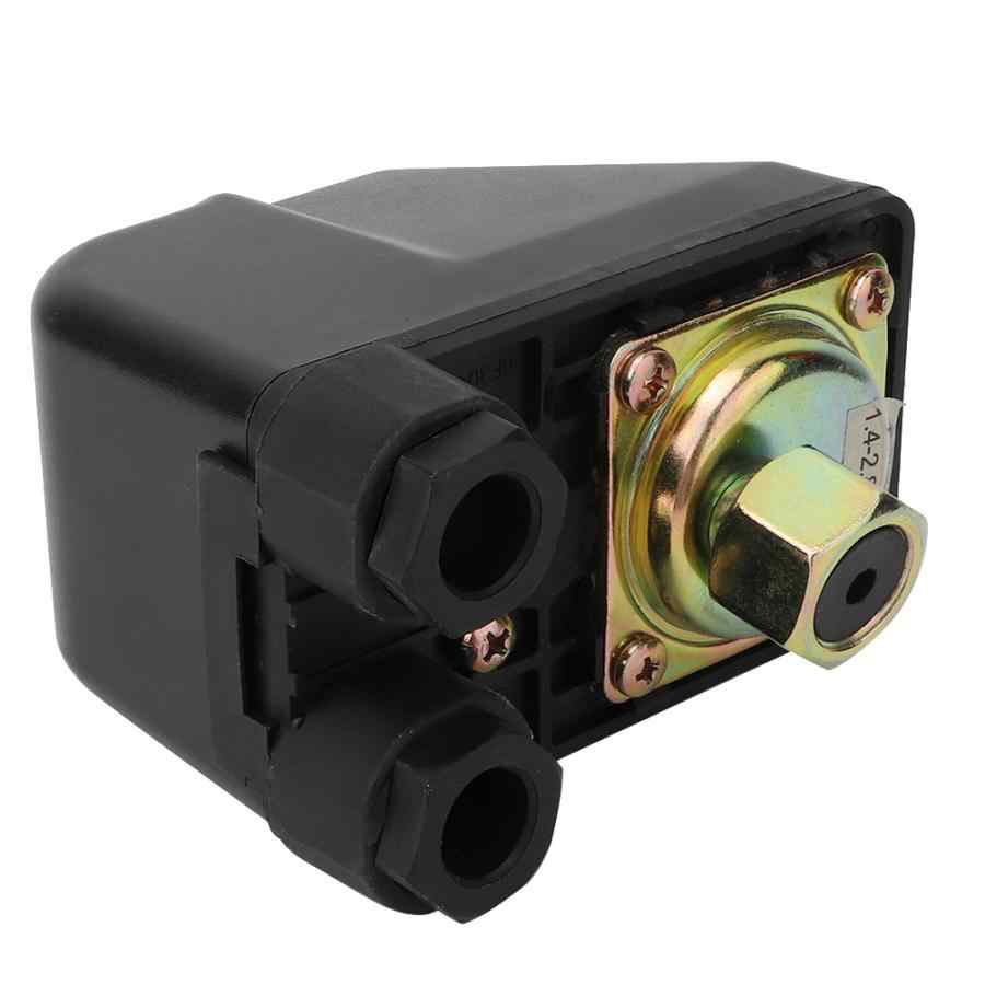 3/8 NPT Automatic 3 Phase Female Thread Tekanan Control Switch Pompa Air Pressure Controller
