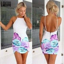 Bag Harness Slips Intimates Sexy Summer Hot GOYHOZMI Fashion Slim Sheath Printed Backless