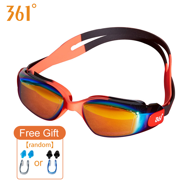361 Anti Fog Swimming Goggles Pools Swimming Goggles Waterproof Children Swimming Glasses Equipment Training Swim Goggles Child