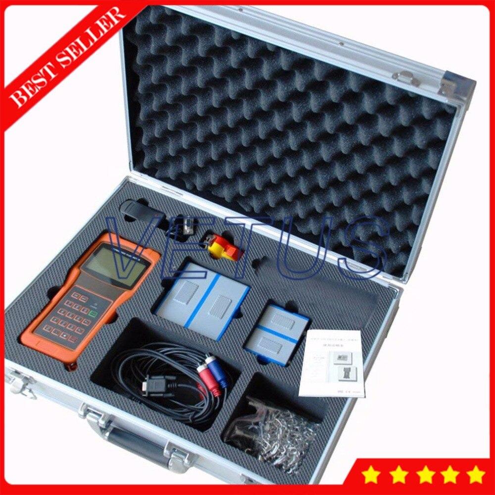 Werkzeuge Tuf-2000h Ultraschall Flüssigkeit Durchflussmesser Flow Meter Mit Standard Kleine Größe Hs Montage Halterung Wandler Dn15-100mm Wasserdurchfluss-messgeräte