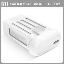 100% Original Xiaomi MI 4K Drone Intelligent Flight Battery 17.4V 5100mAh,27mins Flight Time