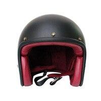 Evomosa Newest Motorcycle Helmet 6 Unique design Pattern Capacete Casco Unisex Cotton Motorbike Cap Open Half Face Helmets