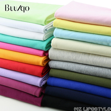 cotton knitted fabric 50*180cm width cotton knitted jersey fabric DIY sewing baby cotton clothing making fabric by half meter