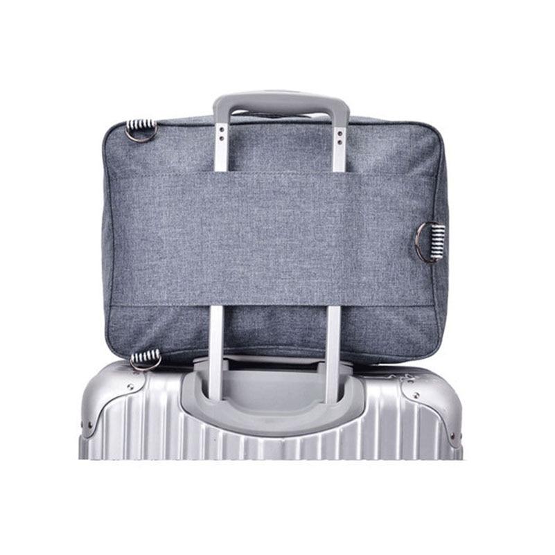 Nya multifunktions resväska Stor kapacitet axelväskor för kvinnor - Väskor för bagage och resor - Foto 3