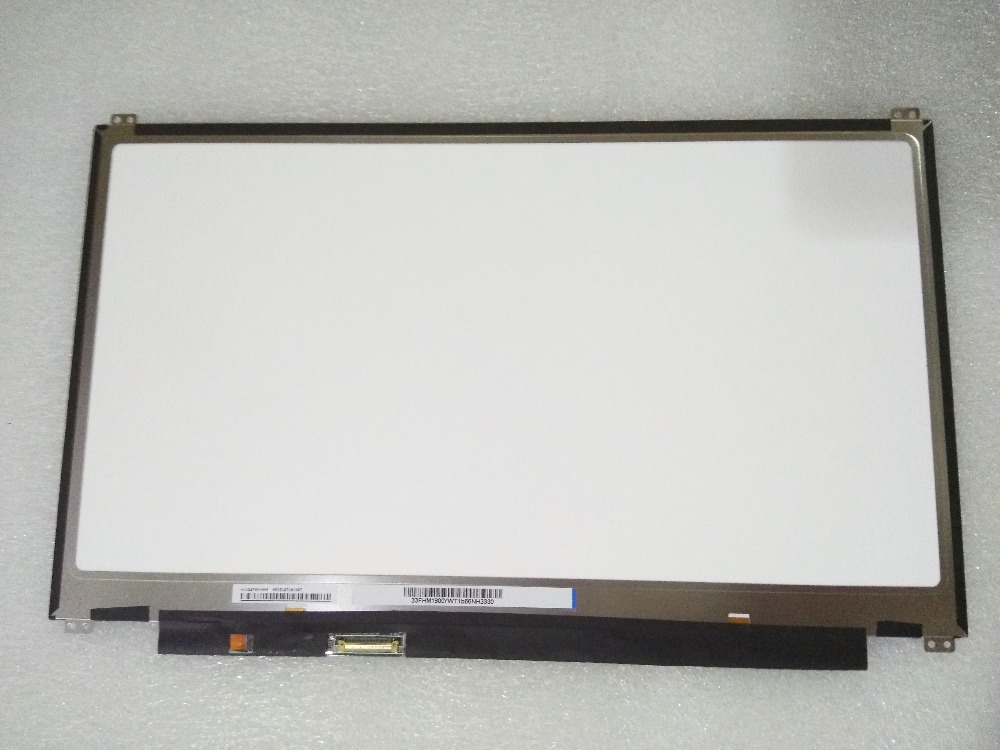 NV133FHM-N44 NV133FHM N44 LCD Display LED Screen With Touch Matrix for Laptop 13.3 30pin FHD 1920X1080 Replacement IPS Screen 6 lcd display screen for onyx boox albatros lcd display screen e book ebook reader replacement