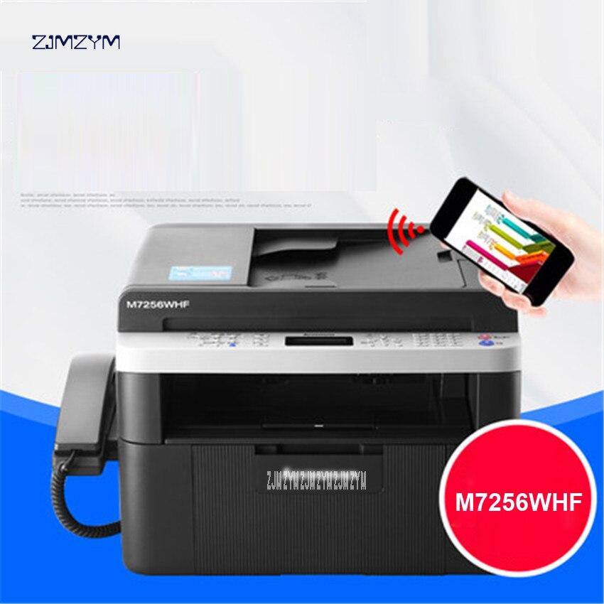 Entreprise A4 Imprimante Bureau Domestique La Numérisation Copie Imprimante Laser Multifonction Tout en Un Impression Intégré Machine M7256WHF