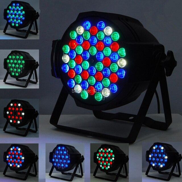 4pcs Lot Led Par Light 54 3 Rgb Stage Lighting Dmx  sc 1 st  Lilianduval & What Is Dmx Lighting - Lilianduval azcodes.com