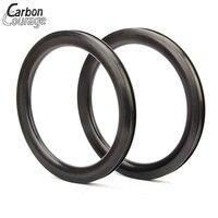 20 Carbon Rims Clincher 25mm Width Carbon Road Bike Wheels Rim 451 Carbon Full Carbon Fiber Wheel 3K/UD Matte Basalt Brake