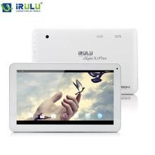 Irulu 10.1 » планшет пк 5.1 четырехъядерных процессоров 16 ГБ RAM Bluetooth внешний 3 г WIFI с планшет пк держатель чехол белый черный