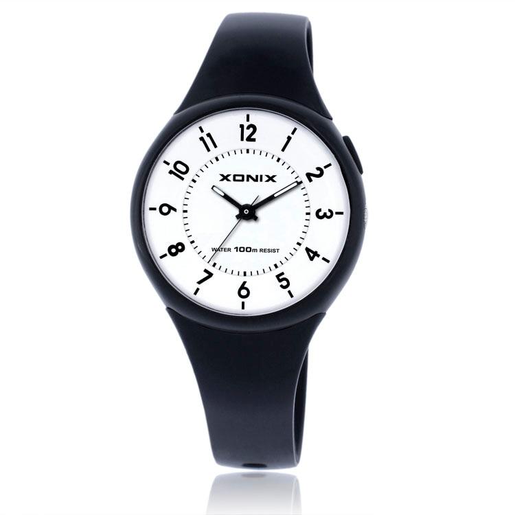 xonix watch women sports waterproof watch relogio feminino montre femme pm in women 39 s watches. Black Bedroom Furniture Sets. Home Design Ideas