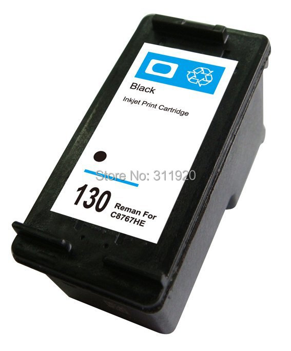 For HP 130 Cartridge For HP Deskjet 6543 5743 6623 5743 6843 6523 5943 6943 6983