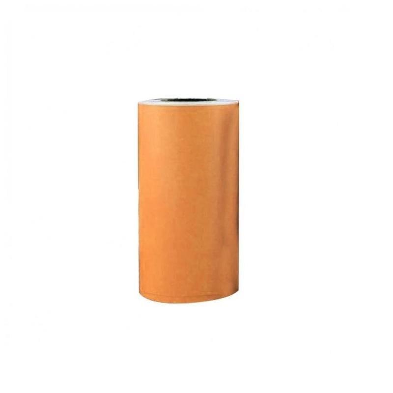 Самоклеющиеся термопечатные бумажные наклейки 57x30 мм термопечатные бумажные наклейки фотопринтер - Цвет: F