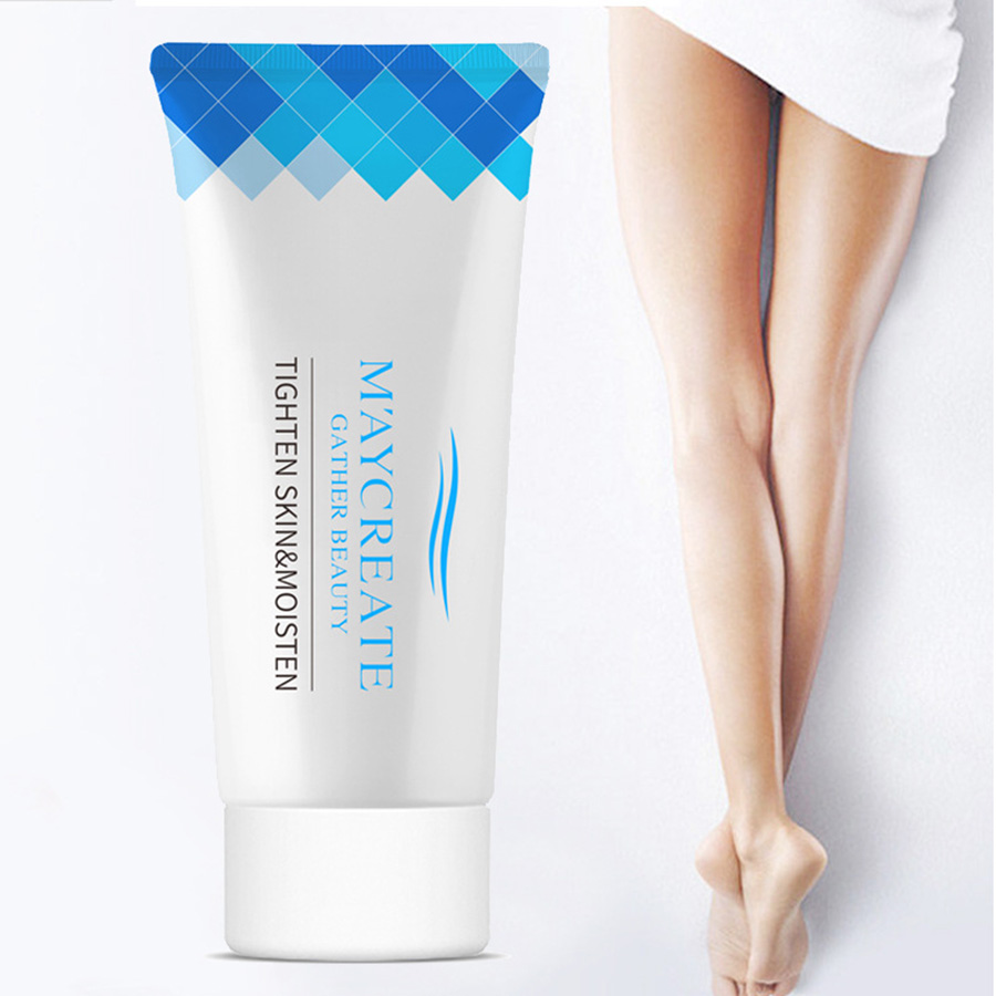 MayCreate 80g Body Cream For Women Body Sculpting Improve The Skin Dry Creams Firming Skin Natural Moisturizing Skin Care in Body Self Tanners Bronzers from Beauty Health