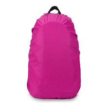 35L torby sportowe na zewnątrz pokrowiec trwały 210D plecak podróżny z nylonu wodoodporna pokrywa torby podróżne pokrowiec na torby sportowe na świeżym powietrzu tanie tanio Vilead Camping Hiking Backpack Cover Bag 210D Nylon+190T Taffeta+PU5000 35L This Link (35L-80L is can choose) Pure Color
