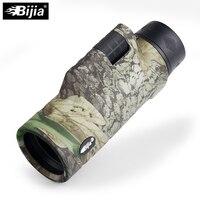 BIJIA 10x42 Single Binocular Night Vision Monocular 4 Colors Travel Telescope Multi Coating Lenses With Tripod