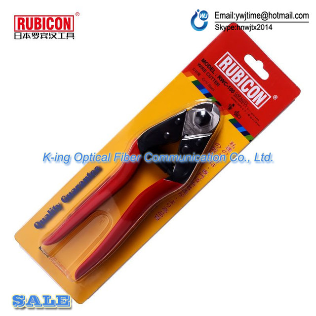 Robin Hood RWC 100 cable cutter / wire cutting / cable clamp / cut ...