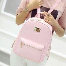 Модные женские туфли рюкзак Дизайнер Высокое качество кожи рюкзаки для девочек-подростков SAC основной Женский школьная tophandle сумка