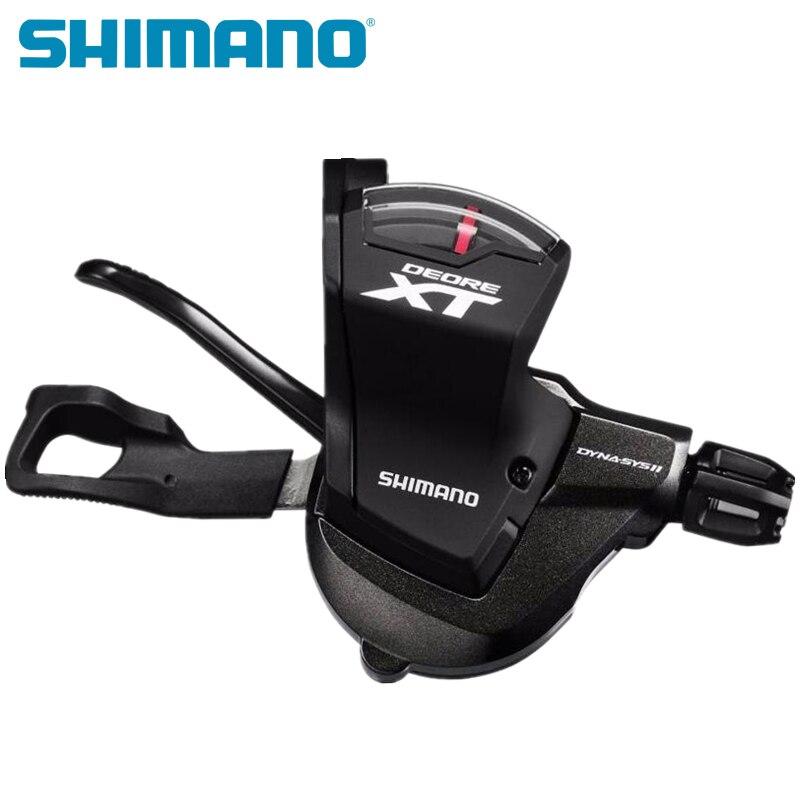 Dérailleur de vélo SHIMANO DEORE XT M8000 Profession levier arrière vtt vitesses 11 dérailleur de vélo Sport Sram