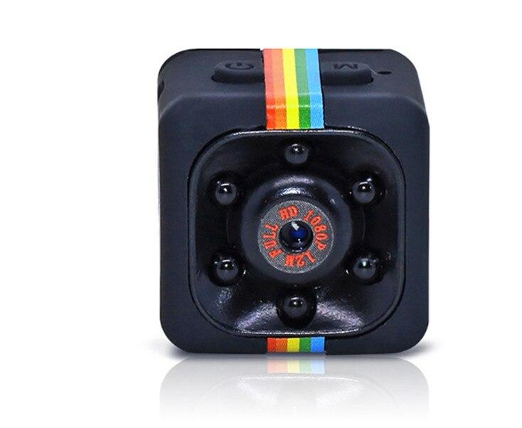 SQ11 caméra en métal HD 1080 P sport DV caméra Vision nocturne sport caméra extérieure SQ8 SQ12