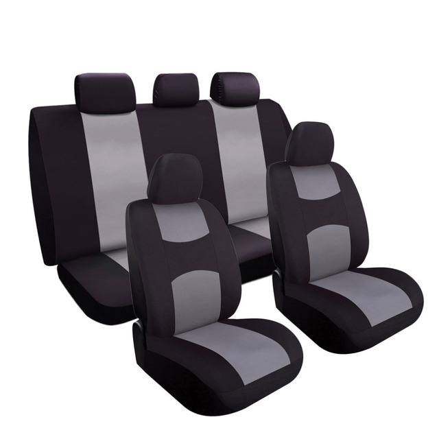 Wondrous Us 7 56 19 Off Charcoal Car Seat Covers Set Universal Fit For Sedan Suv Truck Split Bench Seat Cover Accessories Car Seat Protectors In Automobiles Forskolin Free Trial Chair Design Images Forskolin Free Trialorg