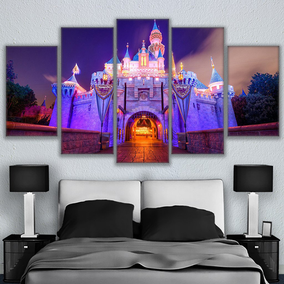 compare prices on castle artwork- online shopping/buy low price