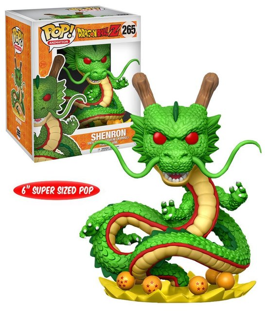 exclusive 6 funko pop official amine galactic toys dragon ball z