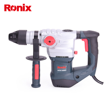 hot deal buy ronix new design chinese tools 32mm rotary hammer 220v 1500w power tools electric hammer machine model 2703