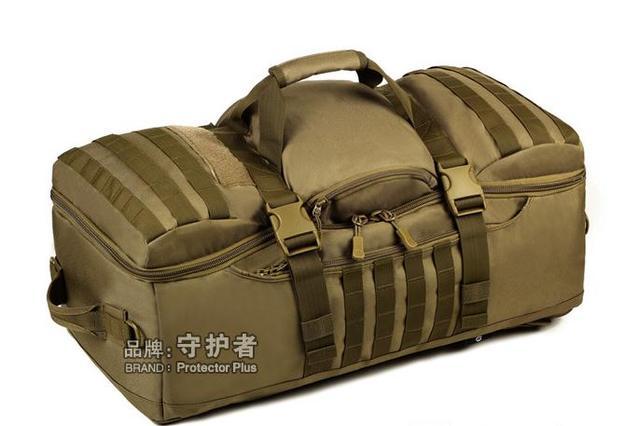 9e0ea6d84c10 Protector plus 60 литров сумки пакет многоцелевой сумка сумки большой объем  водонепроницаемый износостойкие Мужчины и женщины