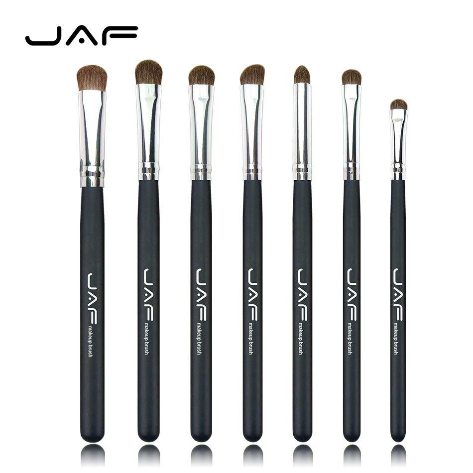профессиональные набор кистей для макияжа натуральный волос кисть для теней косметические кисти JE07PY бесплатная доставка