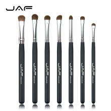 Retail JAF Classic 7pcs Brushes for Makeup 100 Natural Animal Horse Pony Hair Eye Makeup Brush