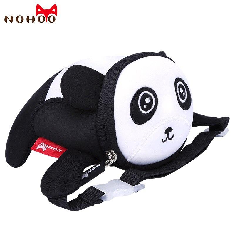 Kinder- & Babytaschen Selbstlos Nohoo Toddle Baby Taille Tasche Cartoon Wasserdichte Kinder Tasche 3d Panda Baby Der Taschen Für Jungen Und Mädchen 1-5 Jahre Alte Mode Tasche