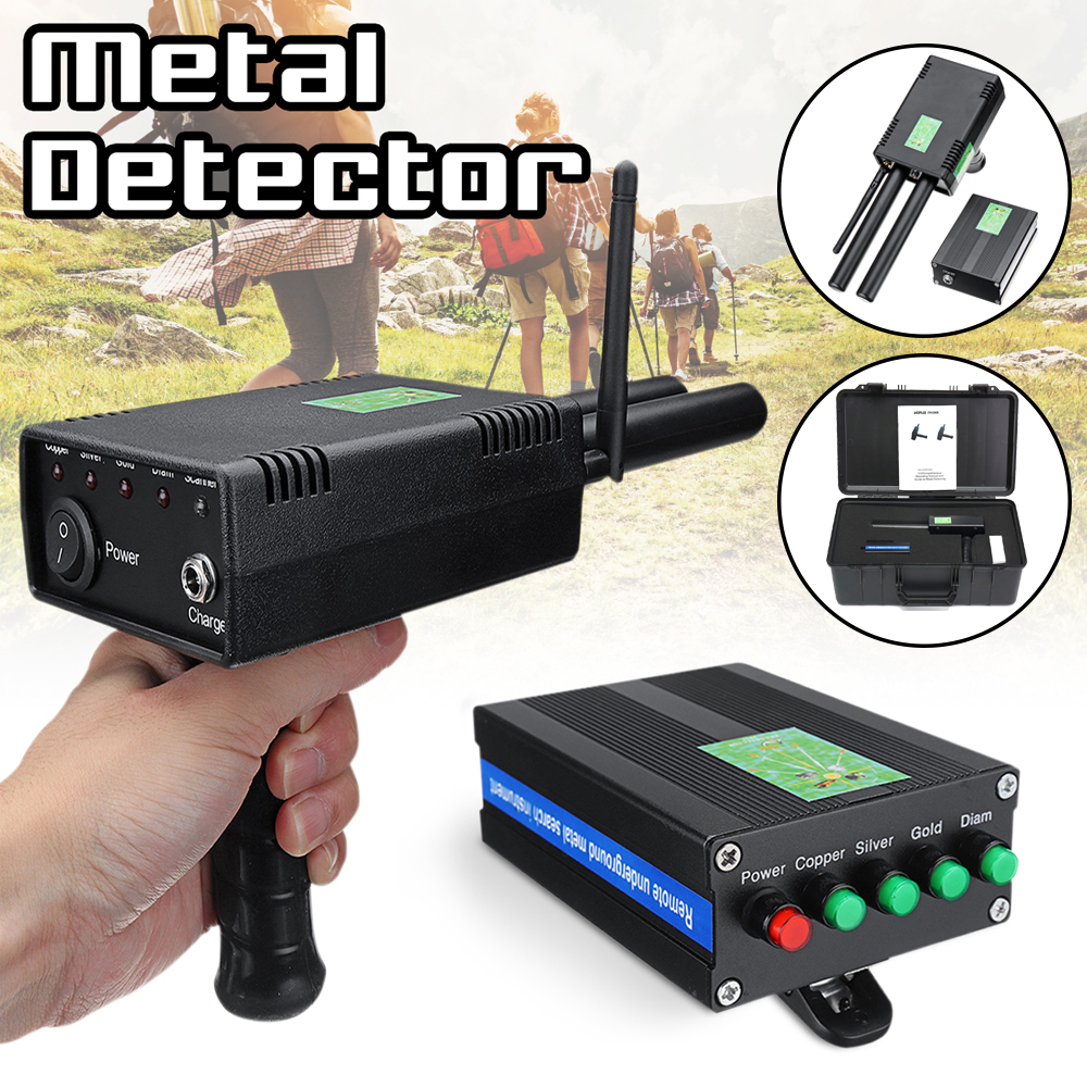 20M Deepth Long Range Metal Detector AKS Metal Detector gold silver copper diamond Detector цены