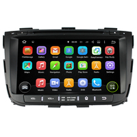 8 Inch Android 4 4 4 Dual Quad Core Car DVD Player For KIA For SORENTO