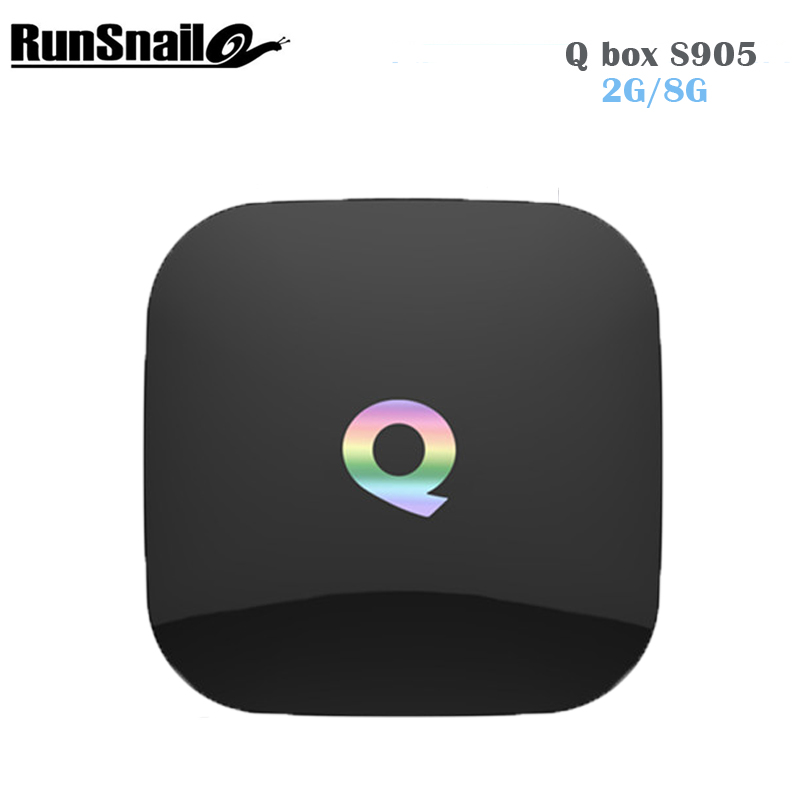 Newest Q box Amlogic 905 Android Tv Box 5.1 2G/8G 1000M LAN 2.4G/5G Wifi Bluetooth 4.0 KODI 16.0 smart media player