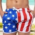 Summer New Men Beach Shorts Causal Male Bermuda Sea Board Shorts Wear Low Rise Beachwear Man Clothes Boardshorts