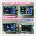 M5 PM1.0 partículas PM2.5 PM10 monitoramento detector de ar PM2.5 neblina de poeira Do sensor A Laser com TFT LCD de Temperatura e umidade