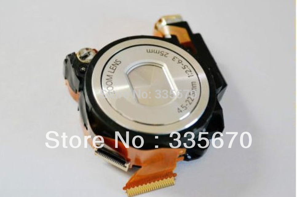 FREE SHIPPING Lens Part Zoom For Samsung ST66 ST77 ST88 ST64 ST68 ST76 ST78 Digital Camera