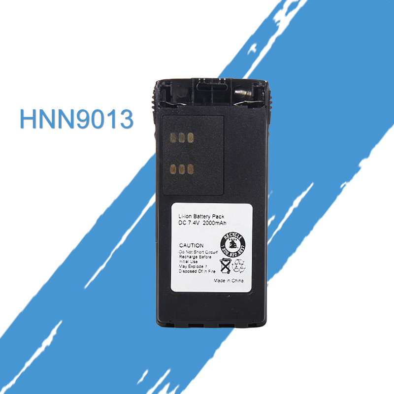 General ATC 7.4V 2000mAh Walkie Talkie Li-ion Battery HNN9013B HNN9013A For Motorola GP320, GP328, GP338, GP340, GP360, GP380