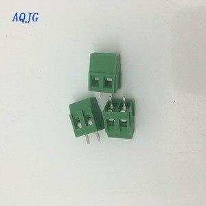 20 шт., Клеммная колодка с винтовым разъемом, KF128-2P шаг: 5,0 мм, 3 pin, зеленый, 5 мм, KF128, 2Pins, LZ/KF128-2.54/3,5/3,81/5,0/5,08/AQJG