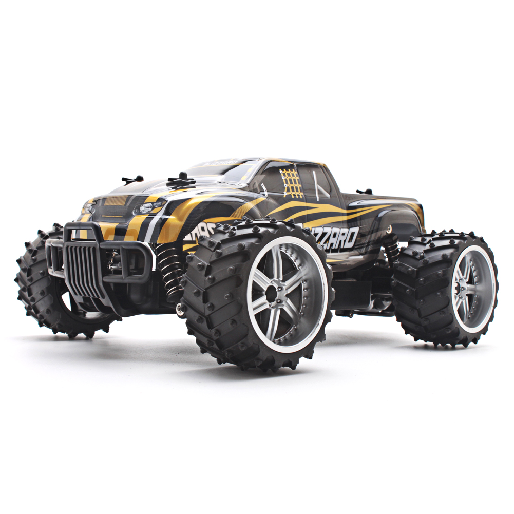 electric rc car usb charger 116 scale model 2wd off road high speed remote control car gold for kids children cool car gift