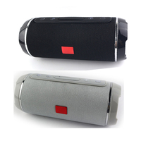 Portable USB Bluetooth Wireless Speaker Audio Sounder Dual Horn Stereo Waterproof FM Radio shockproof Woofer Bluetooth 6 Color