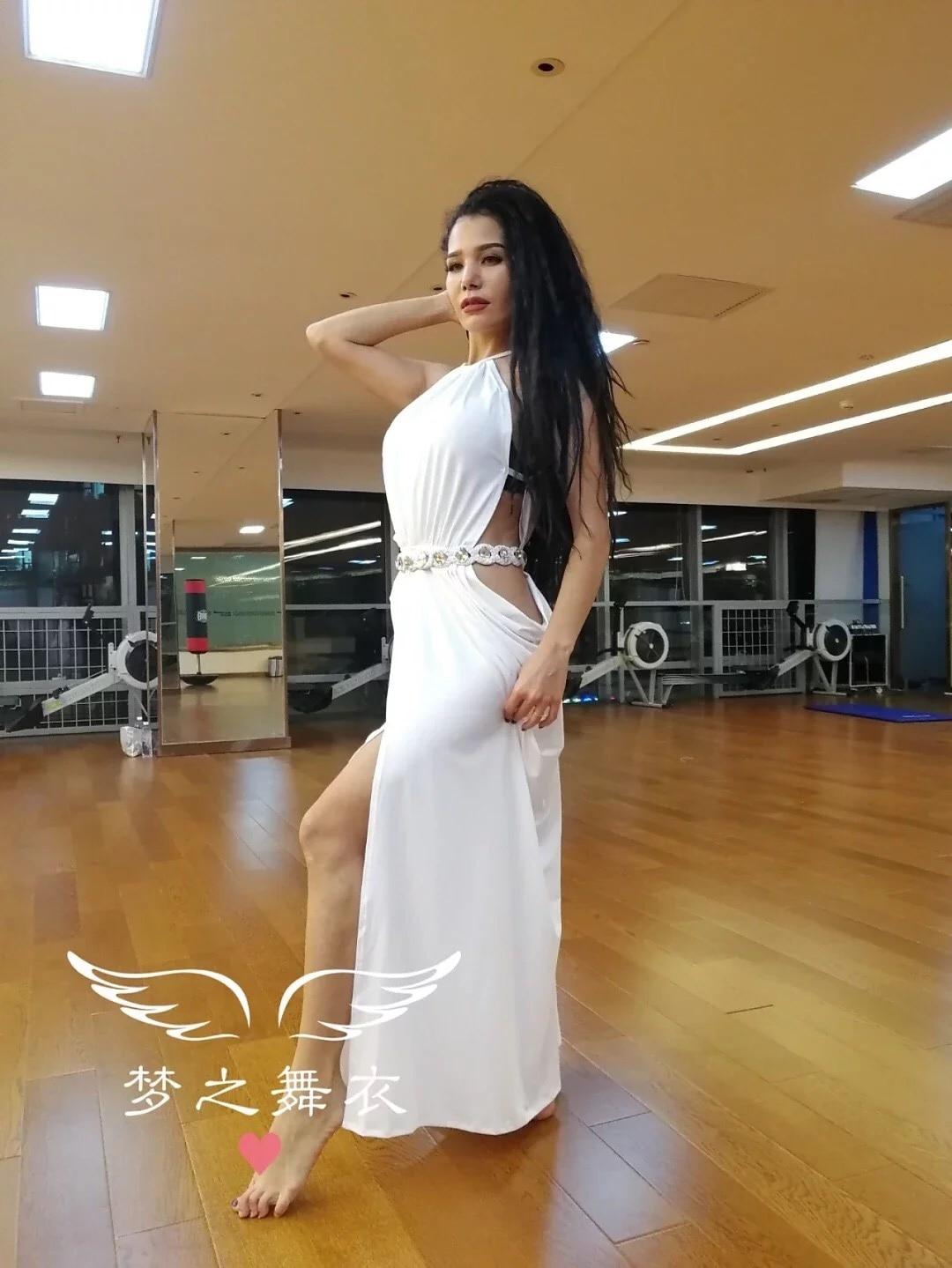 Oriental dancing costume hair swinging baladi Belly dance Indian Egyptian dance costume Bellydance bra belt skirt dress set 3027