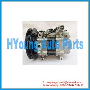 auto ac compressor TV12C for Toyota Corolla AE110 4A-FE 5A-FE 1997-2000 4425002632 12U08596 car air conditioner compressor