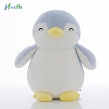Pusheen Plysch Pingvin Sweet Kawaii Söt Fylld Animal Cartoon Barn Leksaker För Flickor Barn Baby Födelsedag Julklapp 33cm