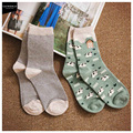 free shipping Cheap 2015 new cotton socks striped socks dairy group 18,002,072 Socks