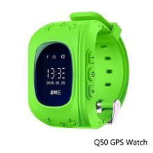 Tinymons Anti Lost Q50 OLED Child GPS Tracker
