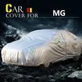 Cubierta Del Coche Auto Parasol Anti UV Nieve Al Aire Libre y de Interior lluvia Cero Resistente Al Polvo Cubierta Impermeable Para MG 3 6 XPowe ZS